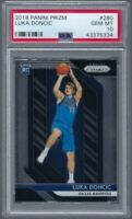 Repack 2018 Luka Doncic Prizm PSA 10 - Basketball Card Hot Pack w/ Auto Relic RC