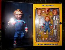 "CHUCKY Ultimate Chucky - Action Figure - 10 cm / 4"" / NECA"