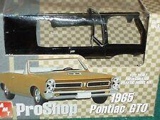 AMT PRO SHOP 1965 PONTIAC GTO 1/25 PREPAINTED PLASTIC MODEL KIT
