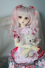 BJD Doll Wig SD Pullip Blythe Luts DD AOD DOC AE DZ MSD Dal Toy Head 382/