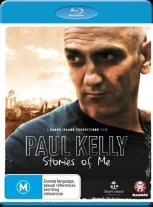 Paul Kelly - Stories Of Me (Blu-ray, 2012) New & Sealed free post!!
