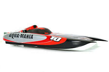 Vantex Fiberglass Electric RTR RC Brushless Speed Boat Aqua Mania / Passion 2.4G