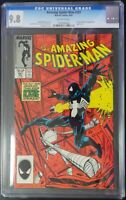 Amazing Spider-Man #291 Marvel Comics CGC 9.8 Alistair Smythe/Spider-Slayer App