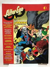 Roy Thomas' ALTER EGO: The Comic Book Artist Collection (2001, TwoMorrows) NEW