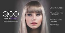 QOD MAX SILVER Brazilian Keratin Treatment Formaldehydefree 250ml