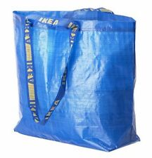 IKEA MEDIUM BAG Shopping Groceries Laundry Storage Tote ECO Bags  Strong FRAKTA