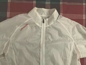 Specialized Cycling Rain Jacket Shell XL Packable Water Resistant