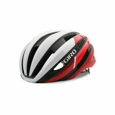 GIRO Synthe MIPS Cycling Helmet Adult Large Matte White Red New with Tags no Box