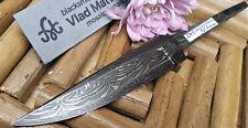 Mosaik Damastmesser Klinge MOUNTAIN Jagd damascus knife blade lame damas