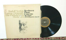 Beethoven, Concerto No 1 / Eleven Bagatelles, Serkin, Ormandy, Phil., Orch. - NM
