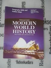 McDougal Littell World History: Patterns of Interaction: Geography Skills and .