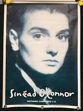 """Sinead O'Conner - Nothing Compares 2 U 25.25"""" x 34.5"""" 1990 Poster"""