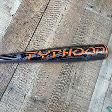 Easton Typhoon 7050 Alloy BBCOR 32/29 BK63 Adult Baseball Bat 2 5/8 -3 Alloy