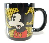 VINTAGE DISNEY STORE PARKS MICKEY MOUSE Ceramic 22 oz Coffee Tea Soup Mug