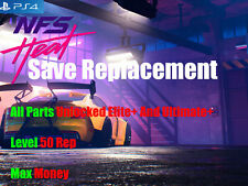 Need for Speed: Heat PS4 Mod Max Money Boost Save