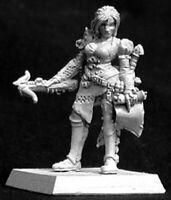 1 x KYLA BOUNTY HUNTRESS - WARLORD REAPER miniature figurine jdr rpg d&d 14025