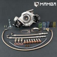 """MAMBA 9-11 GTX Turbocharger 2.36"""" TD04HL-19T w/ Saab 6cm T25 V-Band Hsg + BOV"""