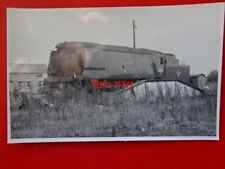 PHOTO  SR WEST COUNTRY CLASS LOCO NO 34105 SWANAGE