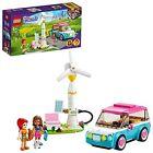 LEGO Friends 41443 La Voiture Electrique d'Olivia Jeu de Construction avec Mi...