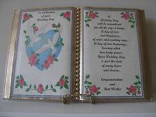 WEDDING GIFT/ BRIDAL SHOWER GIFT/ BRIDE AND GROOM