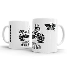 JL KTM 990 Adventure inspired Motorcycle Art – Gift Mug