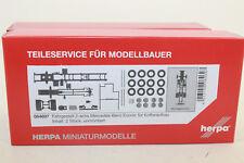 Herpa 084697  Fahrgestell Mercedes-Benz Econic für Kofferaufbau 1:87 NEU in OVP