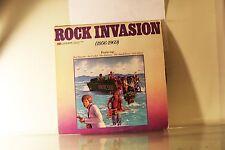 ROCK INVASION - BRITISH LEGENDS VARIOUS - LONDON COLLECTOR'S 1978 VINYL LP ALBUM