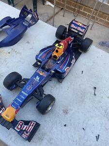 Kyosho F1 Red Bull 1/8 Formula One RB7 nitro RC car NEW