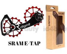 DIGIRIT Oversized Ceramic Pulley Wheels 16//16T Mechanical Sram Red //Force NIB