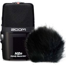 Zoom H2n Recorder + Windschutz