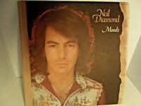 NEIL DIAMOND Moods ~Vintage 1972 VINYL RECORD LP - NM Song Sung Blue Play Me
