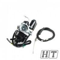 Sport Vergaser 17,5mm E - Choke für Piaggio NRG MC2 DD 50 Gilera Runner SP