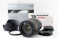 Tamron 18-270mm f/3.5-6.3 Di-II VC PZD Lens For Canon Exc from Japan 636647