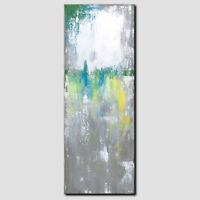 ORIGINAL Gemälde Malerei Abstrakt HANDGEMALT Acryl Bilder Modern Leinwand Unikat