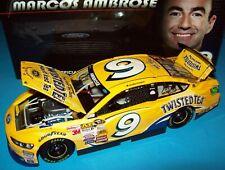 Marcos Ambrose 2014 Twisted Tea #9 Richard Petty Ford Fusion 1/24 NASCAR Diecast