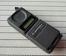 MOTOROLA SUF1542A MICRO TAC mobile vintage rare phone WORKING