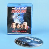 Vertical Limit Blu-Ray - Bilingual - GUARANTEED