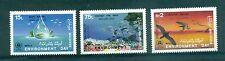 OISEAUX & POISSONS - BIRDS & FISHES MALDIVES 1988 Environment Day