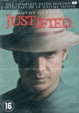 Justified : Seizoen 6 / Saison 6 (3 DVD)