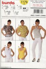 Schnittmuster Burda 7779 Shirt Gr. 34-46 OVP