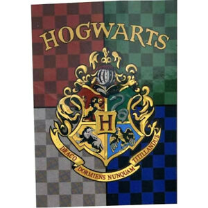 HARRY POTTER  Blanket Official New