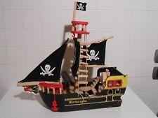 nave in legno pirata Barbarossa