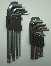 Innen Sechskant Schlüssel Satz lang kurz Winkelschlüssel Schraubendreher 6-kant