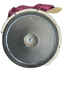 "altec lansing 416 -16z  15""woofer 16ohm"