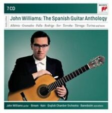 John Williams - The Spanish Guitar Anthology Cd7 Sony Class