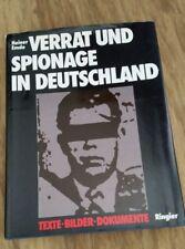 Verrat und Spionage in Deutschland  von Heiner Emde