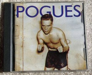 POGUES PEACE AND LOVE . WEA label 1989