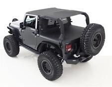 Jeep Wrangler JK Extended Top 2007-2009 2 door Black Diamond Smittybilt 94135
