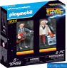 Playmobil 70459 Marty McFly u. Dr. Emmet Brown Back to the Future Neu OVP