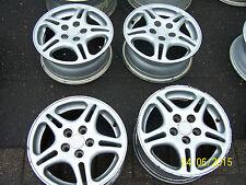 4x Original Toyota Alufelge 6x14 ET45 5x100 42611-05060 Aygo